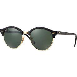 """Okulary przeciwsłoneczne damskie: Okulary przeciwsłoneczne """"RB4246 901"""" w kolorze czarnym"""