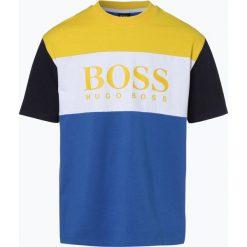 BOSS Casual - T-shirt męski – T-Bold, niebieski. Niebieskie t-shirty męskie BOSS Casual, m. Za 349,95 zł.