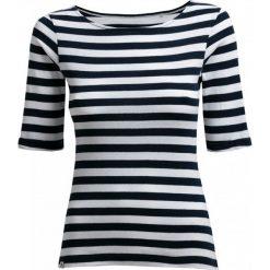 T-shirt damski TSDL600 - czarny - Outhorn. Czarne t-shirty damskie Outhorn, z materiału. W wyprzedaży za 29,99 zł.