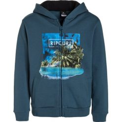 Bejsbolówki męskie: Rip Curl MOST PHOTOPRINT Bluza rozpinana indian teal