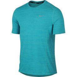 T-shirty męskie: koszulka do biegania męska NIKE DRI-FIT COOL MILER SHORT SLEEVE / 718348-418 – NIKE DRI-FIT COOL MILER SHORT SLEEVE