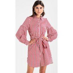 Odzież damska: Armani Exchange Sukienka koszulowa bloody mary
