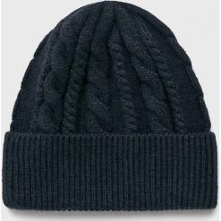 Medicine - Czapka Basic. Czarne czapki zimowe damskie MEDICINE, na zimę, z dzianiny. Za 59,90 zł.