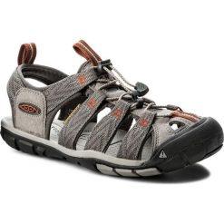 Sandały męskie: Keen Sandały męskie Clearwater Cnx Grey Flannel/potters Clay r. 42.5 (1018497)