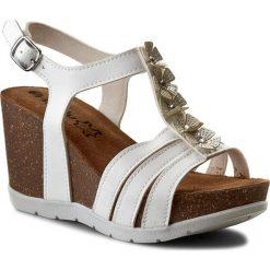 Rzymianki damskie: Sandały INBLU – TC000008 Biały
