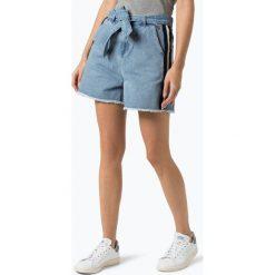 Scotch & Soda - Damskie krótkie spodenki jeansowe, niebieski. Niebieskie bermudy damskie Scotch & Soda, z jeansu. Za 199,95 zł.