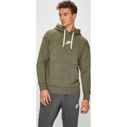 Nike Sportswear - Bluza. Szare bejsbolówki męskie Nike Sportswear, l, z bawełny, z kapturem. Za 239,90 zł.