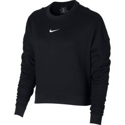 Bluzy rozpinane damskie: bluza sportowa damska NIKE DRY TRAINING TOP LONG SLEEVE / 889243-010 - TRAINING TOP LONG SLEEVE