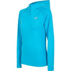 4f Bluza damska T4L16-BLDF003 niebieska r. XL. Niebieskie bluzy sportowe damskie marki 4f, l. Za 118,53 zł.