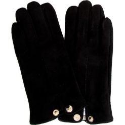 Rękawiczki damskie: Rękawiczki Damskie LIU JO – Guanto Microfibra A67230 T0300 Nero 22222