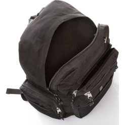 Plecaki męskie: MŁODZIEŻOWY PLECAK SZKOLNY TURYSTYCZNY CZERWONY