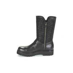 Kozaki Now  BOURNIRO. Zielone buty zimowe damskie marki Now. Za 1263,20 zł.
