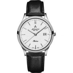 Zegarek Atlantic Męski Sealine 62341.41.21 Szafirowe szkło czarny. Czarne zegarki męskie Atlantic, szklane. Za 727,99 zł.
