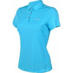 Odlo Koszulka damska  Polo Tina W niebieska r. XS (221791/23800/XS ). Niebieskie topy sportowe damskie marki Odlo, xs, polo. Za 116,49 zł.