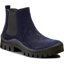 Sztyblety CALVIN KLEIN JEANS - Hugo S0408 Midnight. Niebieskie sztyblety męskie Calvin Klein Jeans, z jeansu. W wyprzedaży za 359,00 zł.