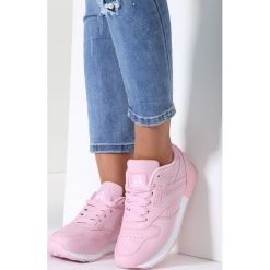 Różowe Buty Sportowe Gemini. Czerwone buty sportowe damskie marki vices. Za 74,99 zł.