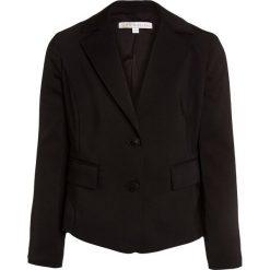 Patrizia Pepe Żakiet black. Czarne kurtki dziewczęce marki Patrizia Pepe, z bawełny. W wyprzedaży za 455,40 zł.