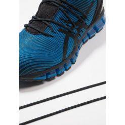ASICS GELQUANTUM 360 4 Obuwie do biegania treningowe race blue/black. Niebieskie buty do biegania męskie Asics, z gumy. Za 799,00 zł.
