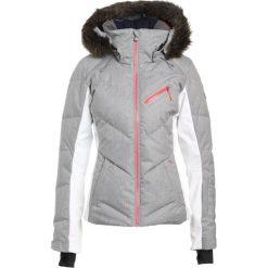 Roxy SNOWSTORM Kurtka snowboardowa heritage heather. Szare kurtki sportowe damskie marki Roxy, s, z materiału. W wyprzedaży za 1215,20 zł.