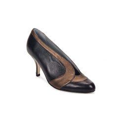 Czółenka Fred Marzo  MADO BOOT. Czarne buty ślubne damskie Fred Marzo. Za 1595,30 zł.