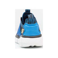 Skechers EQUALIZER 2.0 TURBOPULSE Tenisówki i Trampki black/gray/royal/orange. Szare trampki chłopięce marki Skechers, z materiału. W wyprzedaży za 160,30 zł.