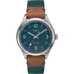 Timex - Zegarek TW2P95700. Czarne zegarki męskie marki Fossil, szklane. W wyprzedaży za 299,90 zł.