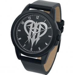 Kingdom Hearts Logo Zegarek na rękę czarny. Czarne zegarki męskie Kingdom Hearts, ze stali. Za 121,90 zł.