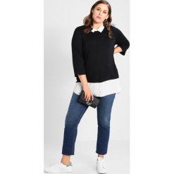Swetry klasyczne damskie: Dorothy Perkins Curve Sweter black