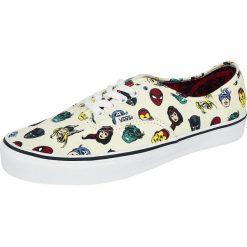 Vans Marvel Avengers Authentic Buty sportowe wielokolorowy. Szare buty sportowe męskie marki Vans, z materiału. Za 304,90 zł.