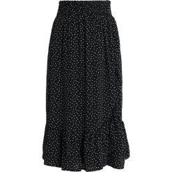 Cream ALISON SKIRT Spódnica trapezowa pitch black. Czarne spódniczki trapezowe Cream, z materiału. Za 419,00 zł.