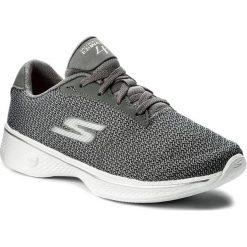 Buty SKECHERS - Go Walk 4 14175/GRY Gray. Szare buty do fitnessu damskie marki KALENJI, z gumy. W wyprzedaży za 179,00 zł.
