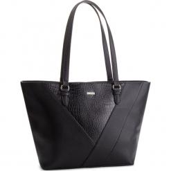Torebka WITTCHEN - 87-4Y-563-1 Czarny. Czarne torebki klasyczne damskie Wittchen, ze skóry ekologicznej. W wyprzedaży za 229,00 zł.