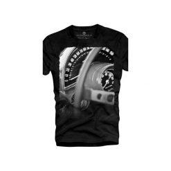 T-shirt UNDERWORLD Ring spun cotton Speedometer. Szare t-shirty męskie z nadrukiem marki Underworld, m, z bawełny. Za 59,99 zł.