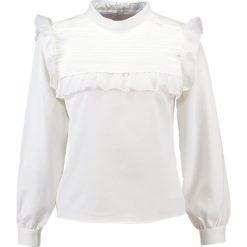 Bluzki asymetryczne: Navy London MARINA Bluzka white