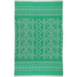Kąpielówki męskie: Chusta hammam w kolorze zielonym – 200 x 140 cm