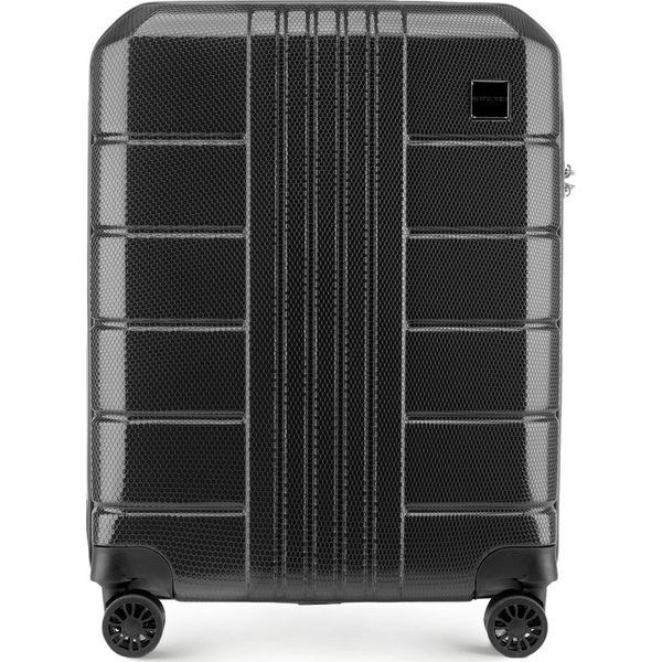 57e4626369b70 Czarne walizki - Promocja. Nawet -70%! - Kolekcja lato 2019 - myBaze.com