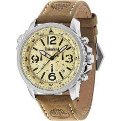 """Zegarki męskie: Zegarek kwarcowy """"Campton II"""" w kolorze jasnobrązowo-srebrno-beżowym"""