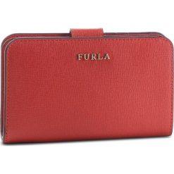 Duży Portfel Damski FURLA - Babylon 1000222 P PR85 B30 Vermiglio f. Czerwone portfele damskie Furla, ze skóry. Za 620,00 zł.