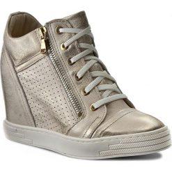 Sneakersy damskie: Sneakersy BALDACCINI – 774500-2 Złoto Janko