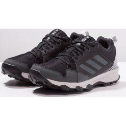 Adidas Performance TERREX TRACEROCKER  Obuwie do biegania Szlak core black/carbon/ash green. Brązowe buty do biegania damskie marki adidas Performance, z gumy. Za 379,00 zł.