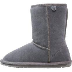 Buty zimowe damskie: EMU Australia WALLABY  Śniegowce charcoal