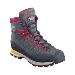 Buty trekkingowe męskie: MEINDL Buty męskie Air Revolution 4.1 Grey/Red r. 42