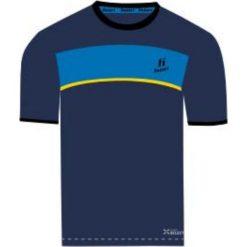 T-shirty chłopięce: Huari T-shirt juniorski Lopez Kids T-shirt Medieval Blue / French Blue/ Cyber Yellow r. 116