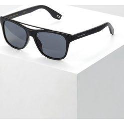 Marc Jacobs Okulary przeciwsłoneczne matt black/grey. Czarne okulary przeciwsłoneczne męskie aviatory Marc Jacobs. Za 669,00 zł.