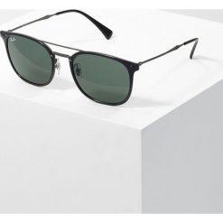 RayBan Okulary przeciwsłoneczne black. Czarne okulary przeciwsłoneczne damskie aviatory Ray-Ban. Za 939,00 zł.