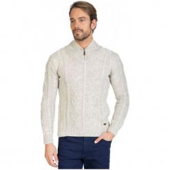 Sir Raymond Tailor Sweter Męski, L, Beżowy. Brązowe swetry klasyczne męskie Sir Raymond Tailor, l, z dzianiny. Za 199,00 zł.
