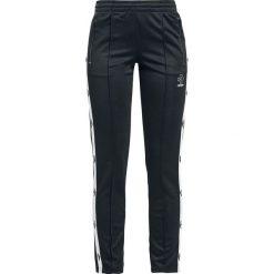 Spodnie dresowe damskie: Converse Star Chevron Track Pant Spodnie dresowe damskie czarny/biały