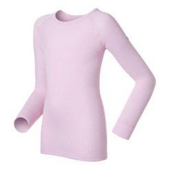 Odlo Koszulka termoaktywna Odlo Shirt l/s crew neck różowa r. 176 (10459176). Czarne t-shirty chłopięce marki Odlo. Za 99,95 zł.