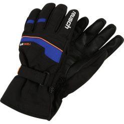 Rękawiczki damskie: Reusch PRIMUS RTEX XT Rękawiczki pięciopalcowe black/dazzling blu