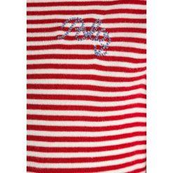 Odzież damska: Polo Ralph Lauren STRIPE Tshirt z nadrukiem clubhouse cream/red